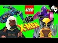 LEGO X-Men VS The Sentinel 76022 Blackbird X-jet Marvel Super Heroes Build & Review - BrickQueen