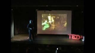 TEDxJohannesburg - Iain Thomas - 11/15/09