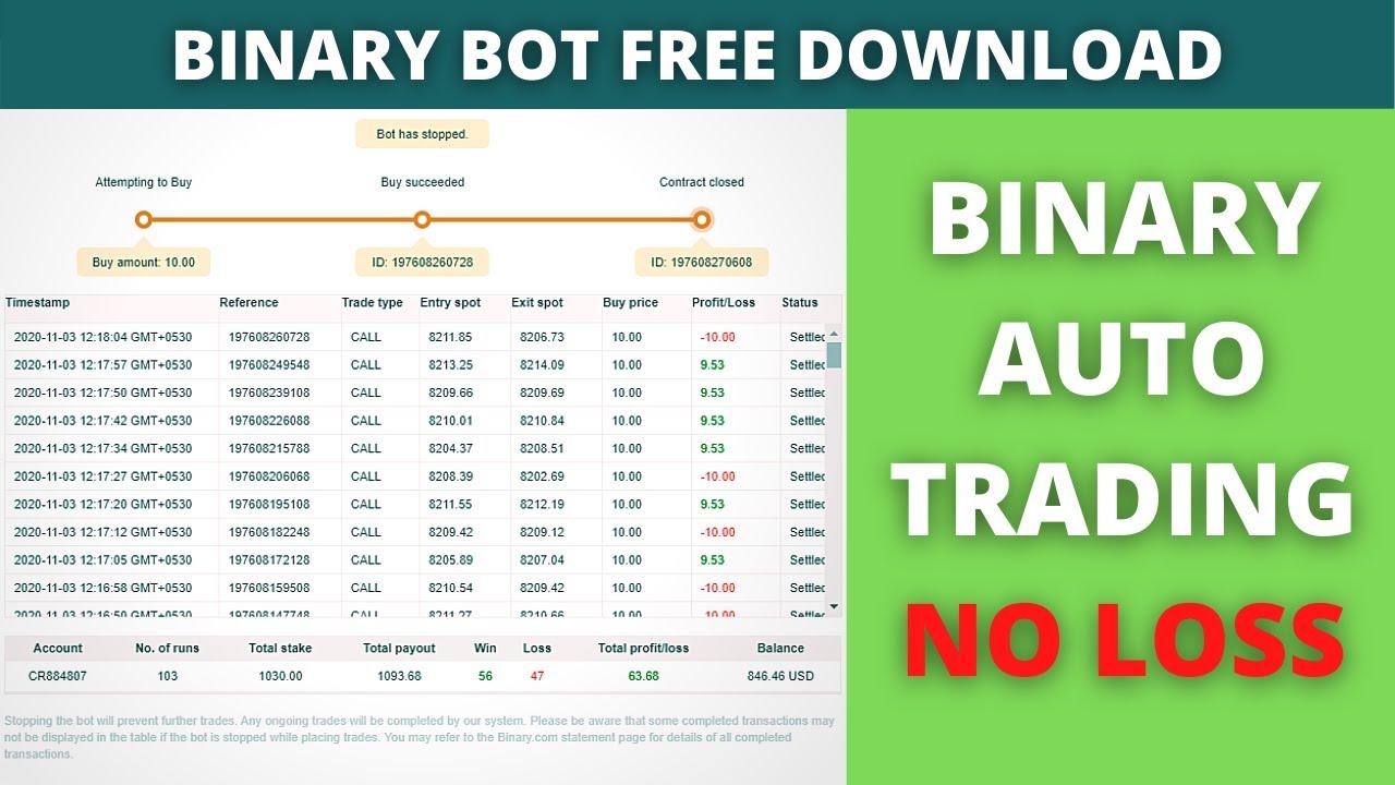 robot binar bnomo