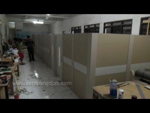 Model Sekat Kantor   Partisi Kantor Minimalis   Custom Office Furniture Semarang