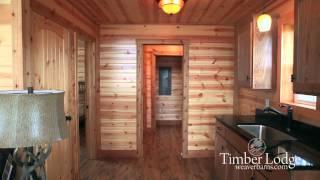 Weaver Barns Timber Lodge