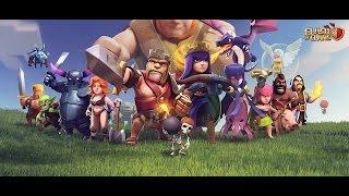 Clash of Clans Dünyanın En Güçlü Saldırısı!
