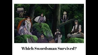 vuclip Which of the Seven Ninja Swordsman Survived Might Duy's Eighth Gate.