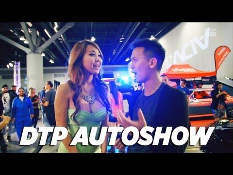 Vancouver DTP Autoshow 2013 ft. Eva Skye - LIFE OF BRI