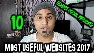 10 Most Useful Websites for 2017 (Must Use)