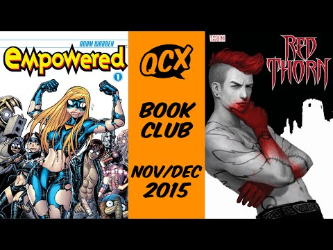 Nov/ Dec Book Club: Empowered & Red Thorn