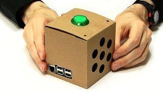 Raspberry Pi Google AIY Voice Kit