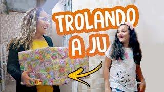 TROLLAGEM ESPECIAL DE DIA DAS CRIANÇAS COM A JULIANA BALTAR!