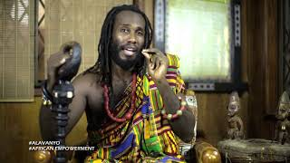 AFRIKAN WORLDVIEW: ALAVANYO #2