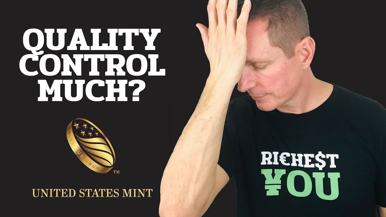 Trouble at the United States Mint | Deficient in Quality Control