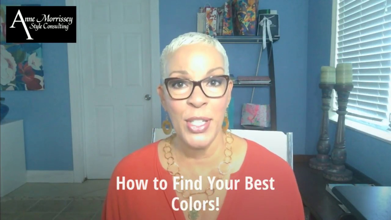 How To Find Your Best Colors!