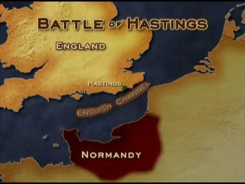 Estrategias de Guerra - La Batalla de Hastings 1/3