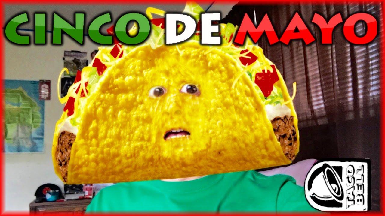 Taco Bell Cinco de Mayo ad