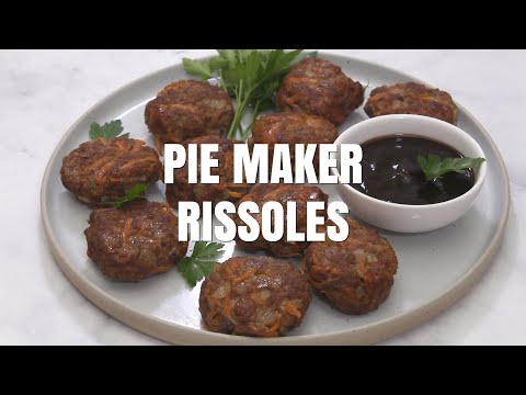 aussie-rissoles-recipe-in-a-pie-maker-(ultimate-kmart-pie-maker-hack)-|-australia's-best-recipes