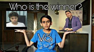 Sham Idrees VS Ducky bhai! Who is the winner? Revealed! #Respecthijab #Spreadpeace
