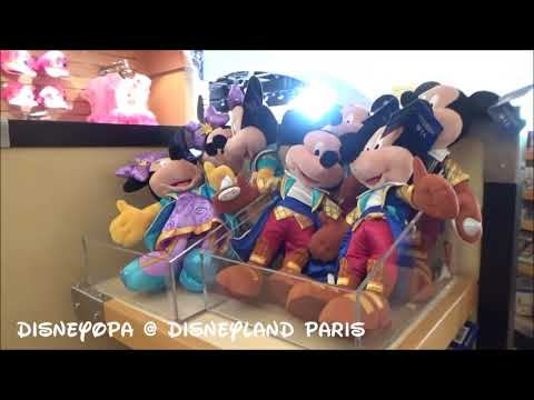 Disneyland Paris Walt Disney Studios Store Shop walkthrough 2017 DisneyOpa