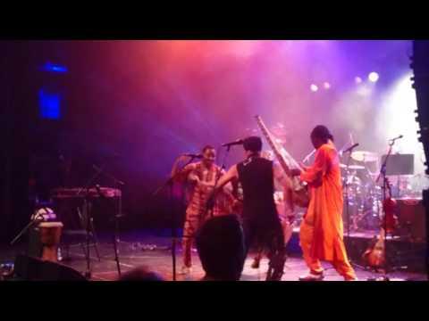 Afro Celt Sound System - The Source Tour - Manchester November 2016