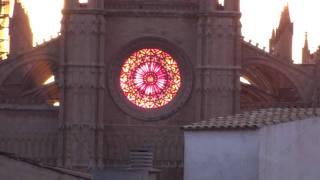 La Seu de Mallorca - Solstici d'hivern