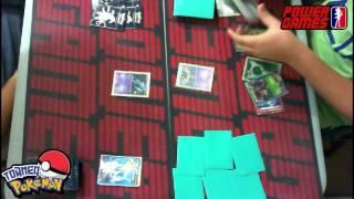 WB Pokemon TCG Eduardo Z.(Sandstorm) Vs Rafael C.(G-Plant)