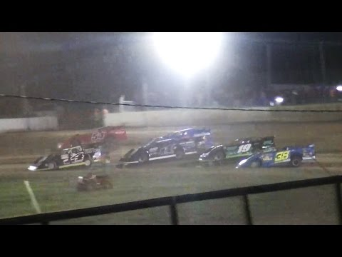 ULMS Super Late Model Heat Three | Eriez Speedway | September Sweep | 9-23-16