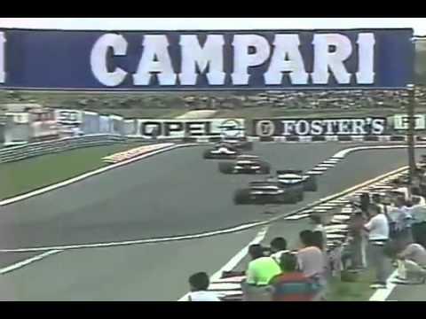 1989年 F1第10戦 ハンガリーGP ...