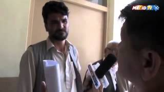 Masail ImrozSurvey of Labour Department at Alamdar Road