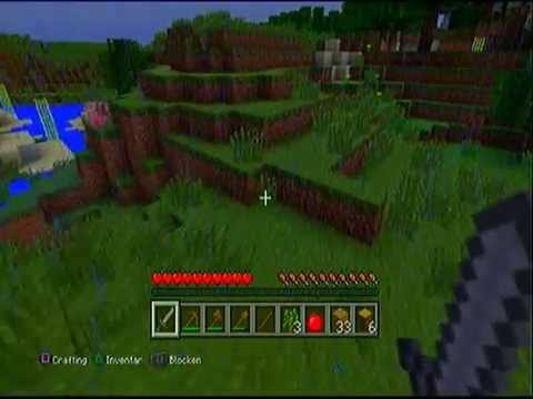 "Let's Play Minecraft #6 ""Oh du süßer Panikraum"""