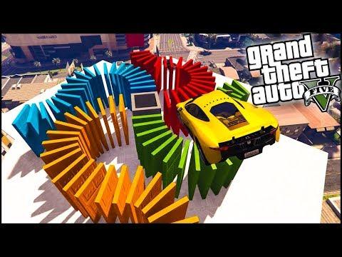 THE MOST TROLL RAMP of GTA 5!