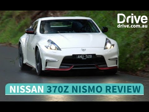 2018 nissan 380z. Unique Nissan 2018 Nissan 370Z Nismo Review  Drivecomau And Nissan 380z