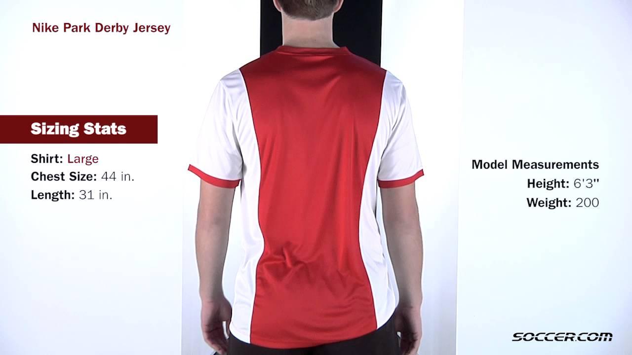 derby jersey