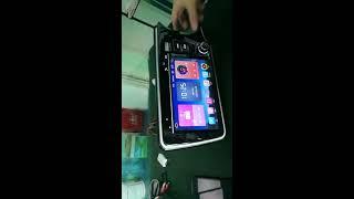 Video The android system car navigation dvd player for Honda City 2014 download MP3, 3GP, MP4, WEBM, AVI, FLV Oktober 2018