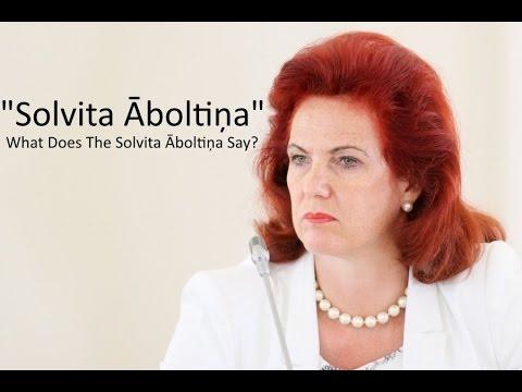 What Does The Solvita Āboltiņa Say?