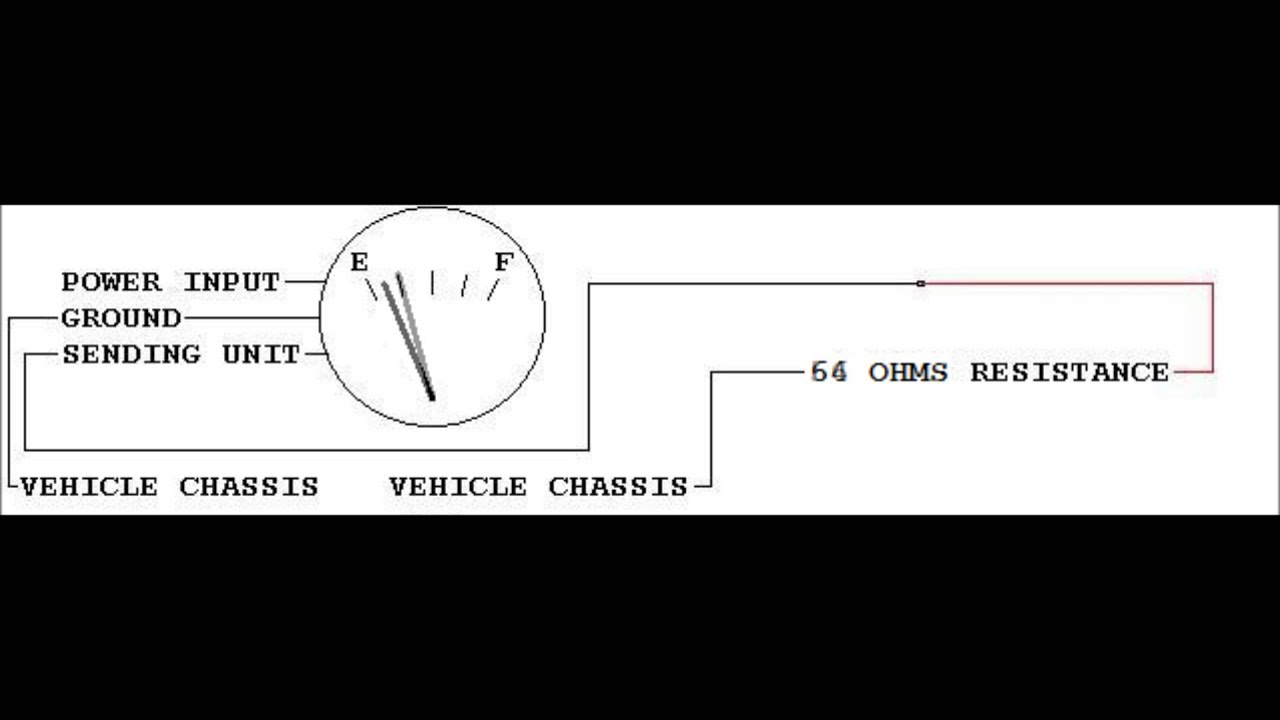1968 Roadrunner Wiring Diagram Also Fuel Gauge Data Schema 1969 Barracuda Chrysler Dodge Sending Unit Information Youtube Charger