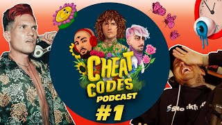 Danny Quest is a HOUSE GOD! - Cheat Codes Podcast EP 1