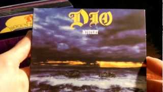 DIO The Singles Box Set (UK edition) Unpackaging
