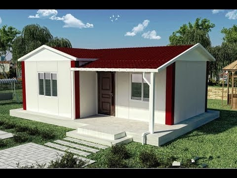 Prefabricated Foam Cement House