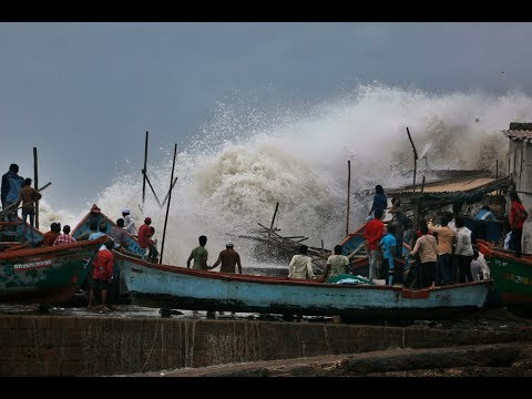MORNING NEWS 13-06-2019 - Cyclone VAYU to hit Gujarat coast this afternoon