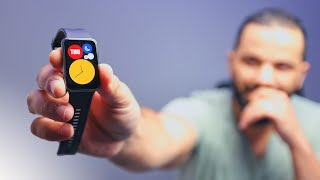 Huawei Watch Fit | أرخص ساعة ذكية من هواوي