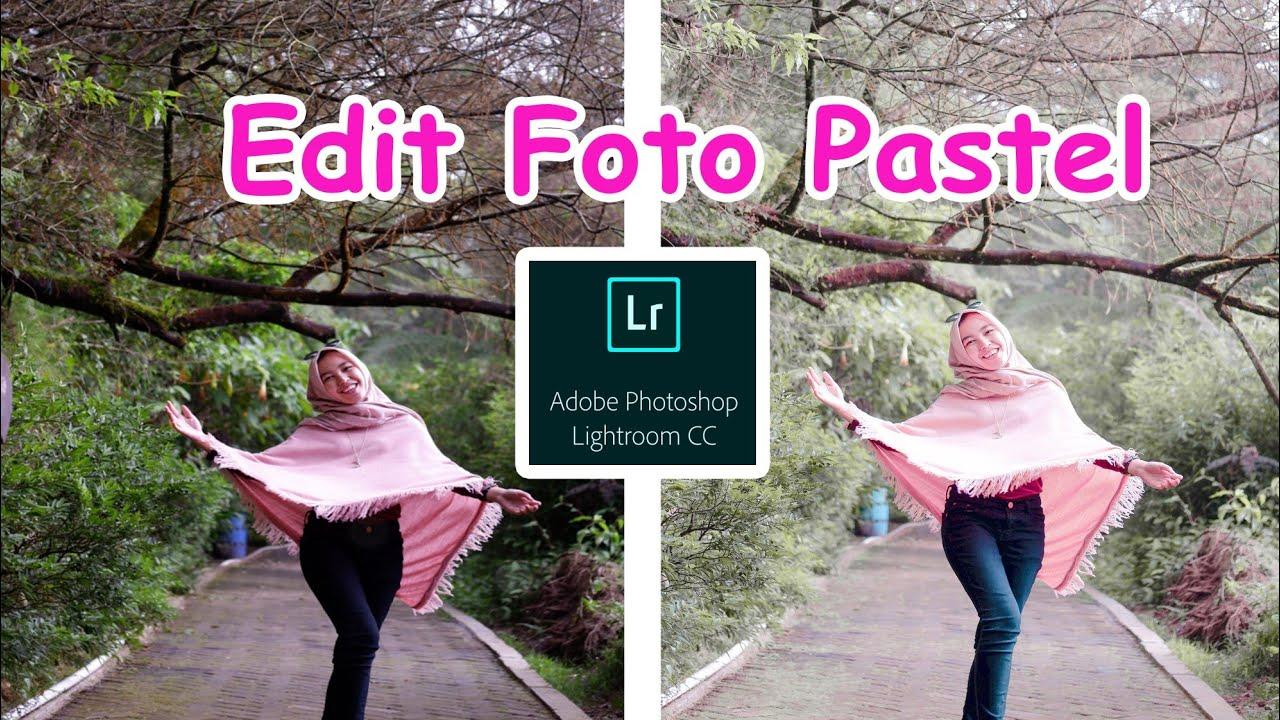 Aplikasi Edit Foto Warna Pastel Android