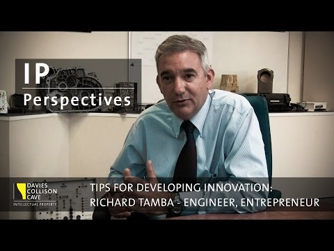 Tips for developing and protecting innovation and technology