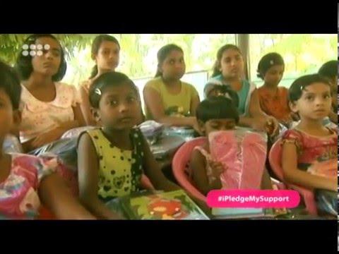 Sri Lanka Telecom CSR - Kularathna Children Home Godakawela