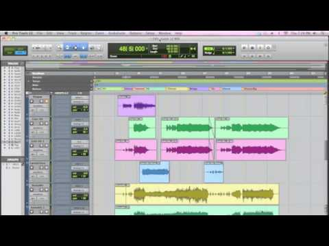 DAW University: Session Workflow - TheRecordingRevolution.com