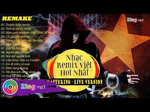 Tuyển Chọn Nhạc Việt Remix Hot Nhất - Mastering And Live Version (Peto)