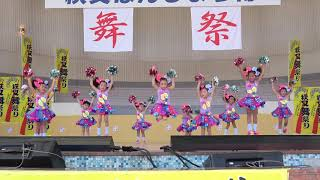 スタジオFitsさん チアダンスチーム Candy Popさん 秩父舞祭2018