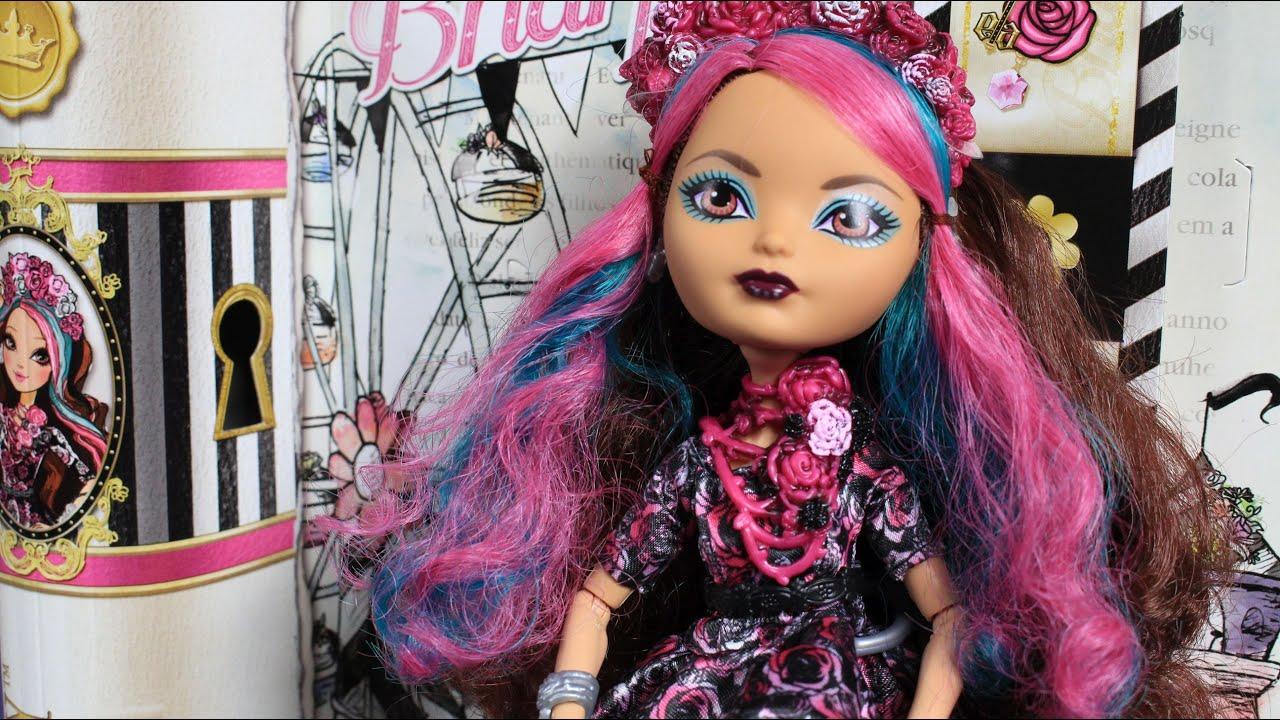Обзор куклы Эвер Афтер Хай Мелоди Пайпер (Ever After High Melody .