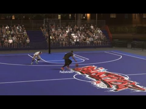 NBA 2K17 breaking ankles and replays too
