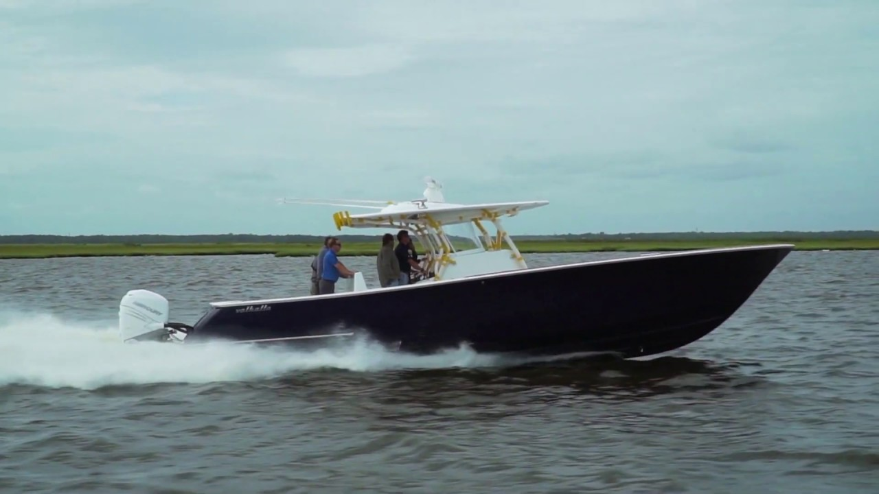 Valhalla Boatworks V-41 Center Console | First Look On The Water