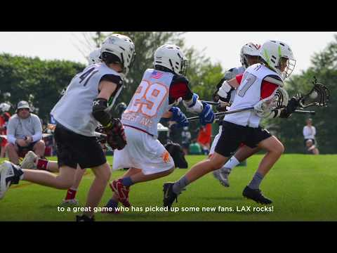 Youth Lacrosse Highlights - U12