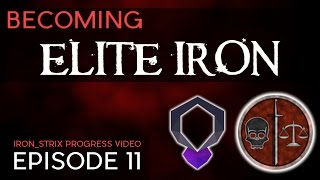 Desert Elite Diary and 100% Shayzien Favour - Becoming Elite Iron #11 - OSRS Ironman Series