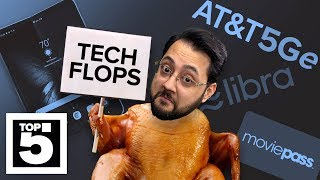 The biggest tech flops of the year